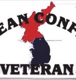 Ramsons Imports Korean Conflict Veteran License Plate