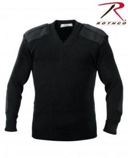 Rothco G.I. Style Acrylic V-Neck Sweaters