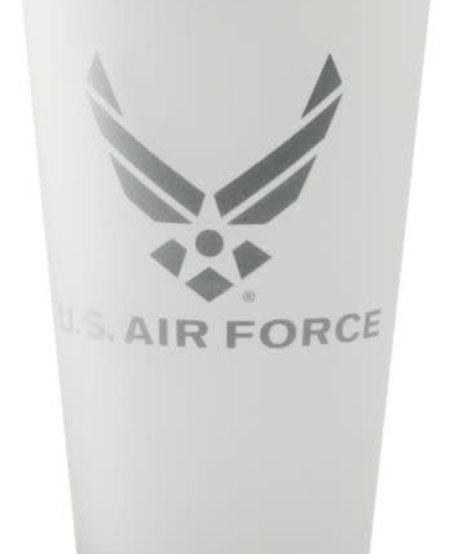 16 oz Frosted Beer Glass