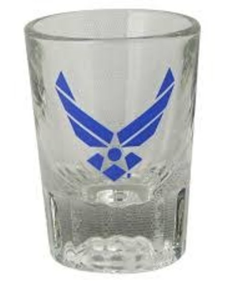 2 oz. Clear Fluted Shot Glass
