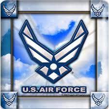 Mitchell Proffitt U.S. Air Force Symbol Coaster (8 pk)