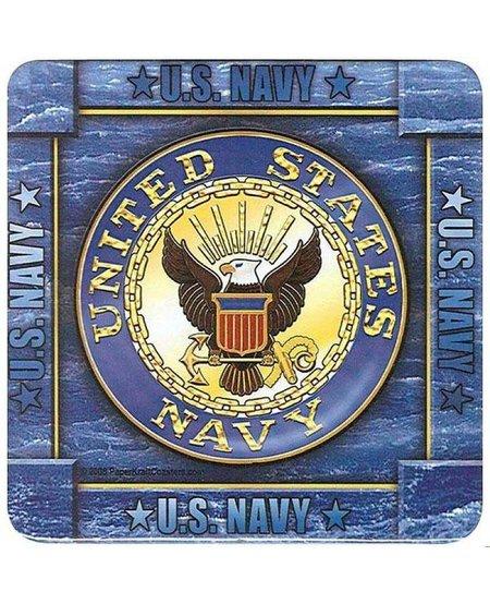 U.S. Navy Coaster (8 pk)