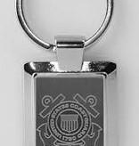 Mitchell Proffitt Coast Guard Laser Etched Key Chain