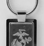 Mitchell Proffitt Marines Laser Etched Key Chain