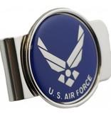 Mitchell Proffitt Air Force Symbol Money Clip