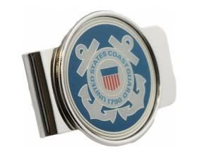 Mitchell Proffitt United States Coast Guard Symbol Money Clip
