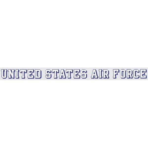 Mitchell Proffitt U.S. Air Force Window Strip