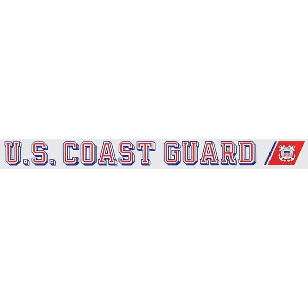 Mitchell Proffitt U.S. Coast Guard Window Strip
