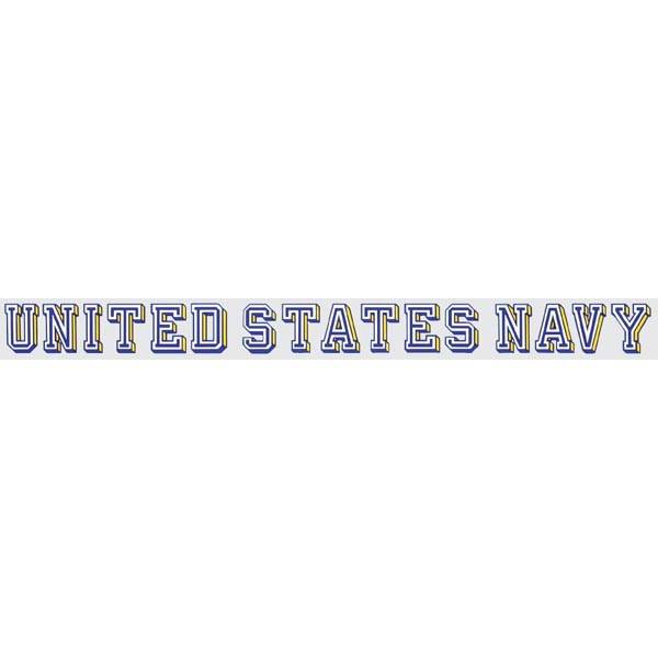 Mitchell Proffitt U.S. Navy Window Strip