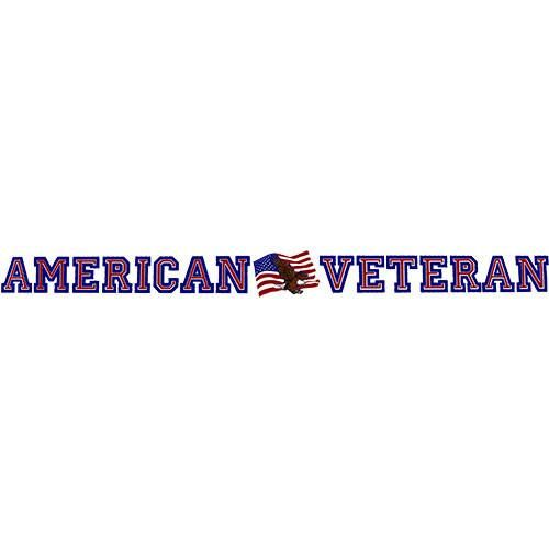 Mitchell Proffitt American Veteran Window Strip
