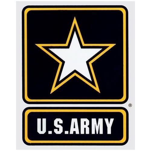 Mitchell Proffitt U.S. Army with Army Star Decal