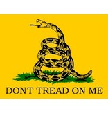Mitchell Proffitt Don't Tread on Me Window Decal