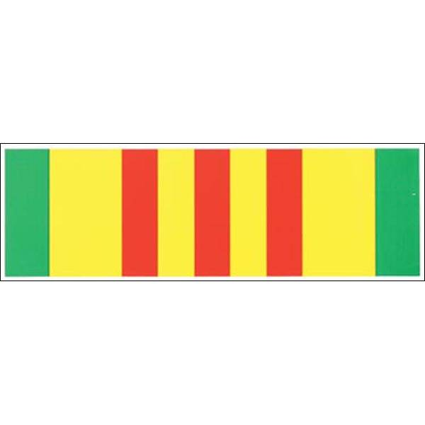 Mitchell Proffitt Vietnam Veteran Ribbon Sticker