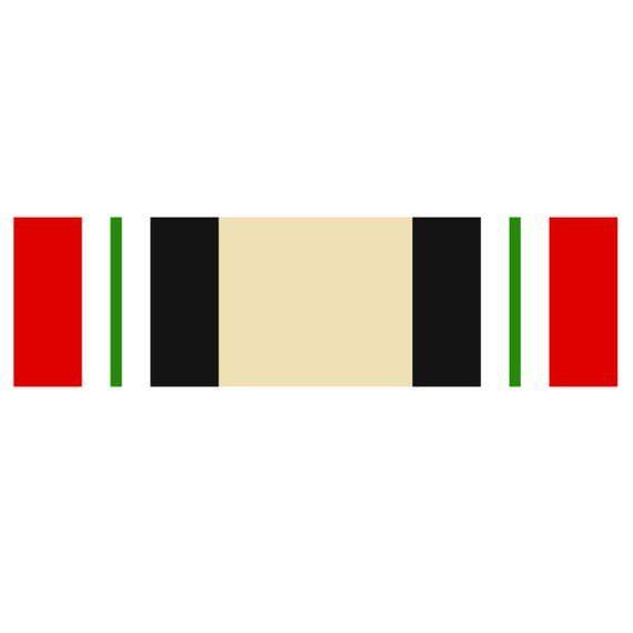 Mitchell Proffitt Iraq Ribbon Car Sticker