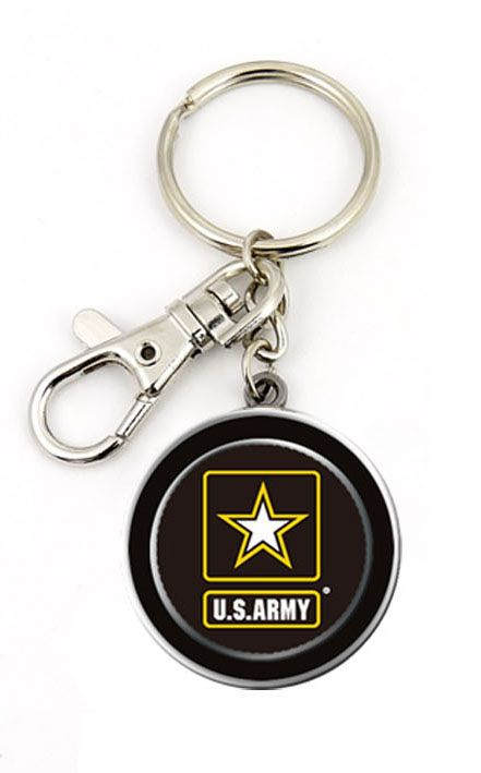 Ramsons Imports Army Circle Lobster Key Chain