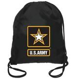 Mitchell Proffitt U.S. ARMY DRAWSTRING BAG - NYLON