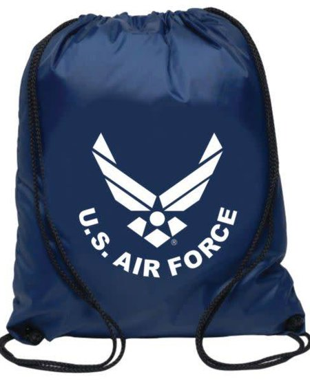 U.S. Air Force DRAWSTRING BAG - NYLON