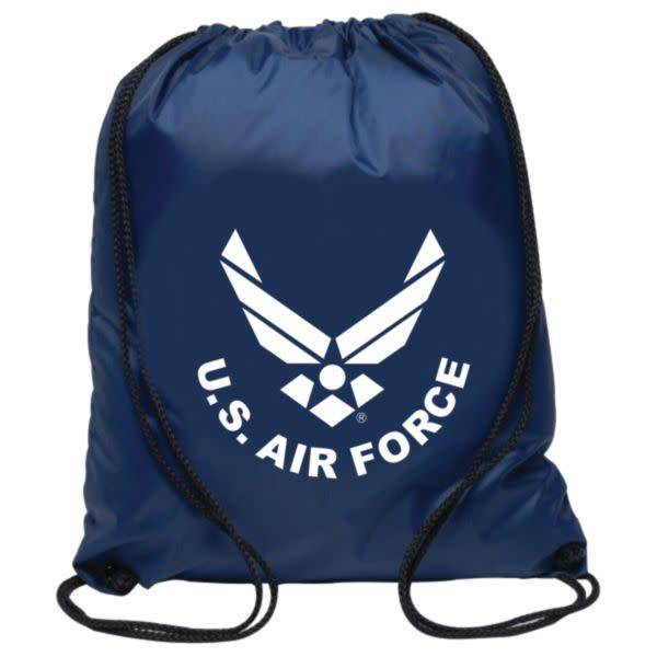 Mitchell Proffitt U.S. Air Force DRAWSTRING BAG - NYLON