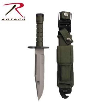 Rothco G.I. Type M-9 Bayonet w/Sheath