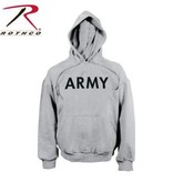 Rothco Rothco Army PT Pullover Hooded Sweatshirt