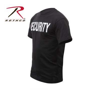 Rothco 2 Sided Security T-Shirt