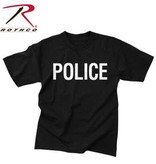 Rothco 2 Sided Police T-Shirt