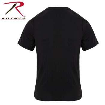 Rothco Army T-Shirt - Black/Yellow