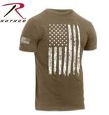 Rothco Distressed US Flag T-Shirt