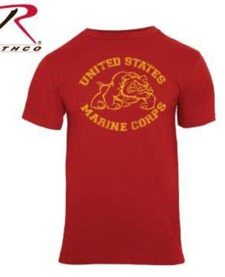 Vintage US Marines Bulldog T-Shirt
