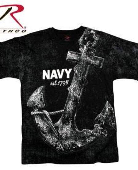 Vintage Navy Anchor T-shirt