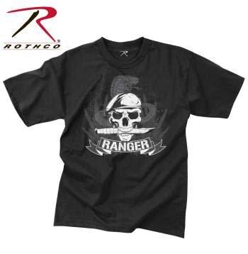 Rothco Vintage Rangers T-Shirt