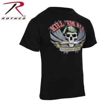 Rothco Kill 'Em All T-Shirt