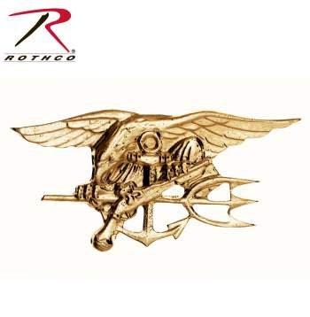 Rothco Navy Seals Pin Insignia