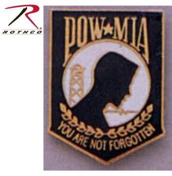 Rothco POW-MIA Crest