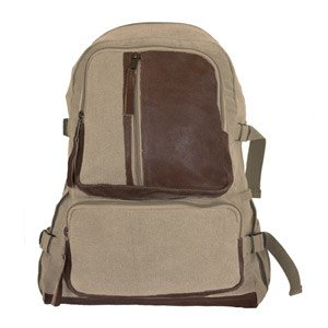 Fox Outdoor Products Retro Vintage Airman Rucksack