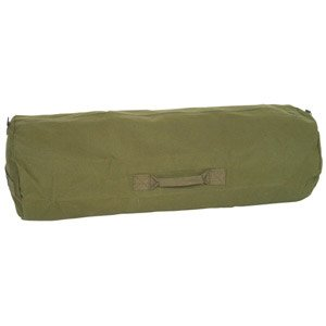 Fox Outdoor Products Zippered Duffel Bag