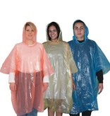 Fox Outdoor Products Emergency Poncho - White