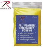Rothco Emergency Poncho