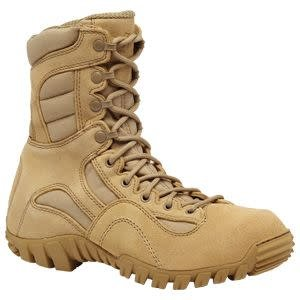 Tactical Research Khyber TR350 - Hot Weather Lightweight Mountain Hybrid Boot  - Tan