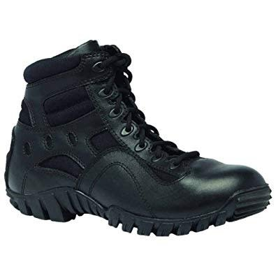 """Tactical Research Kyber TR966 - Hot Weather Lightweight Tactical Boot - Black - 6"""""""