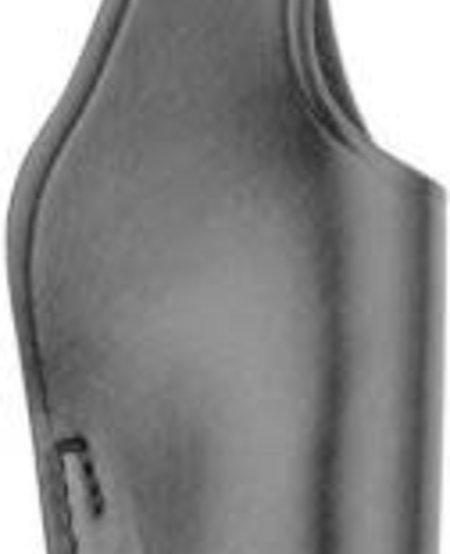 Dutyman Plain Leather High Rise Economy Holster - 7011