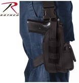 Rothco Black Tactical Leg Holster