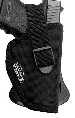 Tagua Tagua Nylon Paddle Thumbreak Holster - Bersa 380, Sig 232, Walther PPK - Right Handed