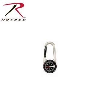Rothco Carabiner Compass