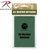 Rothco All Weather Weaterproof Notebook
