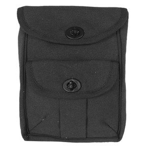 Fox Outdoor Products 2 Pocket Canvas Ammo Pouch