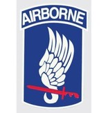 "Mitchell Proffitt 173rd Airborne 2.75"" x 4"" Decal"