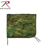 Government Issue Woodland Camo Poncho Liner