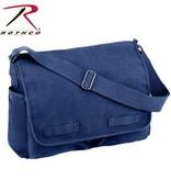 Rothco Vintage Washed Canvas Messenger Bag