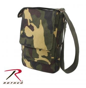 Rothco Vintage Canvas Military Tech Bag